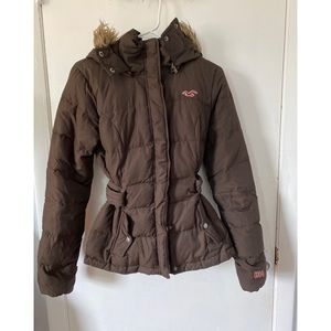Hollister Co Parka